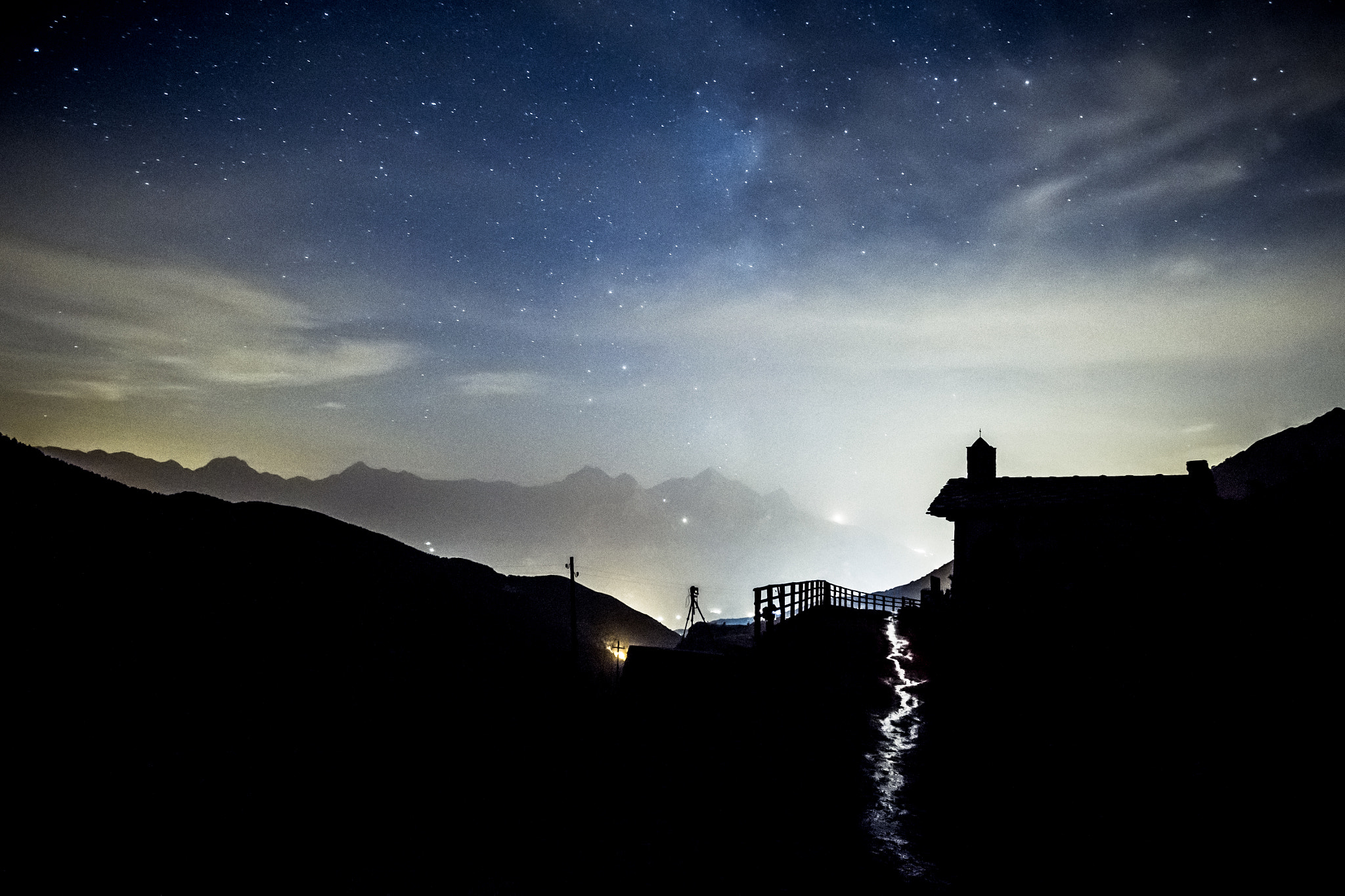 Photograph Quite Night by Elena Colombo on 500px