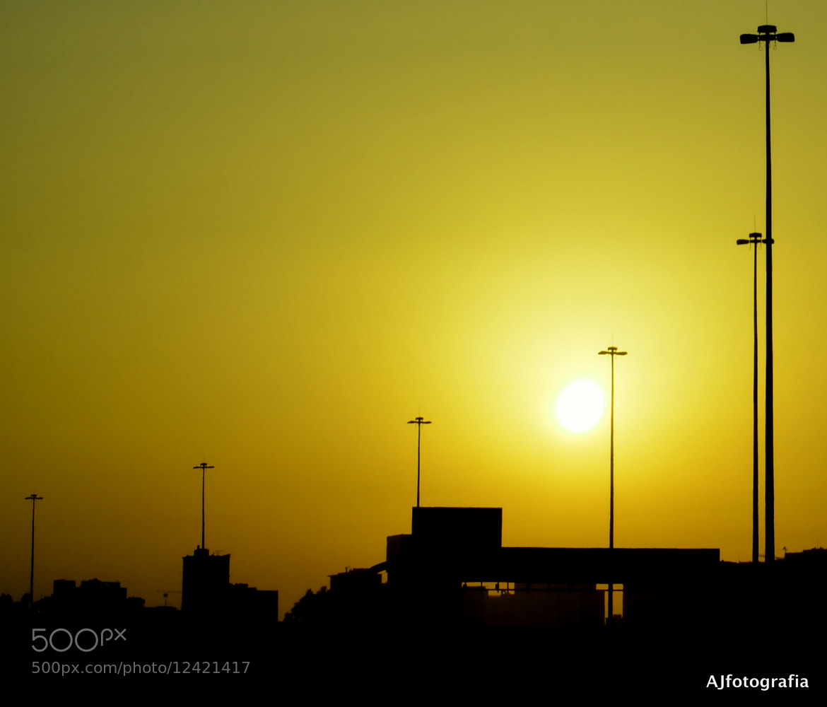 Photograph Sunset in Doha by Aj Fotografia on 500px