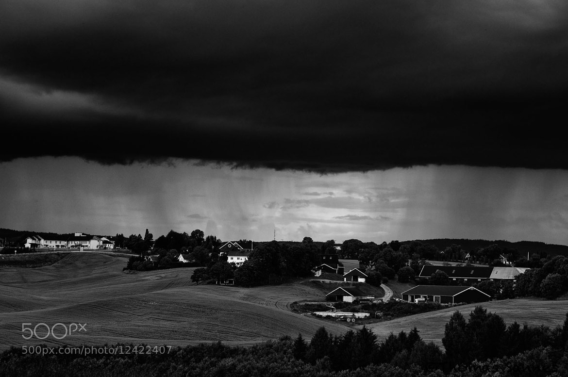 Photograph Storm is comming by Thomas Sannes on 500px