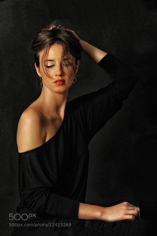 Photograph Silvia by Franca Centonze on 500px