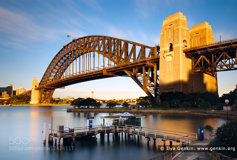 Photograph Sydney Harbour Bridge by Ilya Genkin on 500px