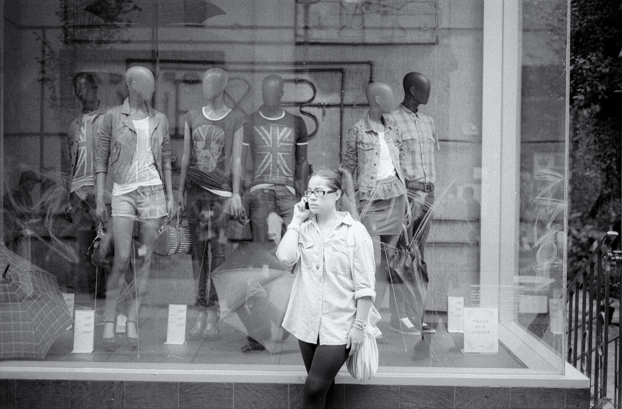 Photograph Live Mannequin by Gustavo Mondragon on 500px