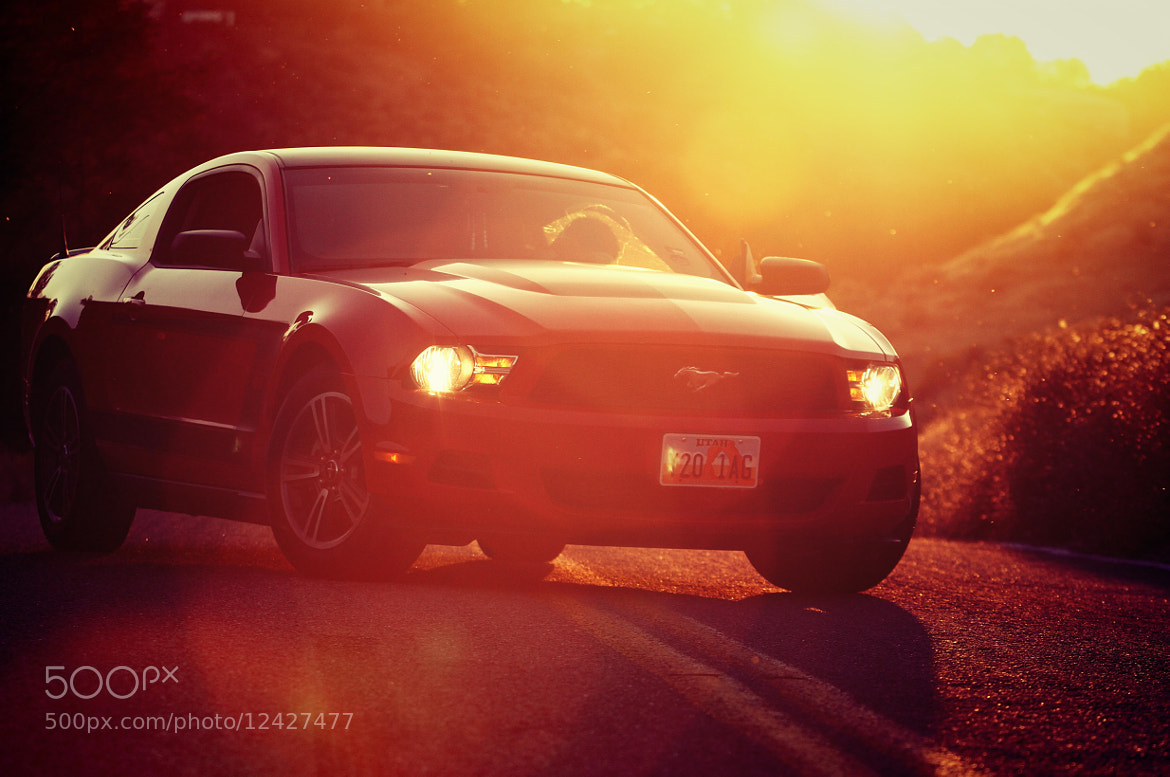 Photograph Mustang II by Soud Aldyouli on 500px