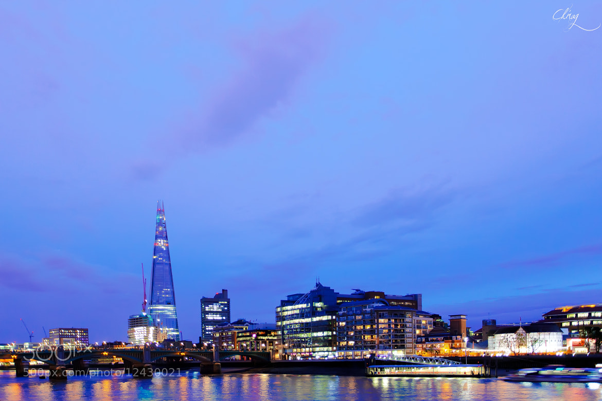Photograph An Evening in London by Chirag Pradhan on 500px