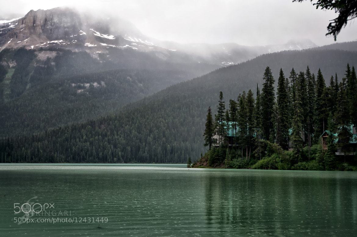 Photograph Emerald Lake by Carla Stringari Pudler on 500px