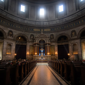 The Marble Church Interior