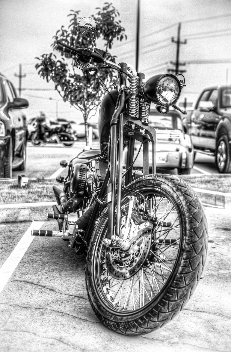 Photograph Bike by Kelvin Neufeld on 500px