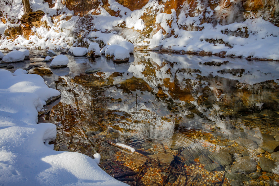 High Country Snowfall by Pat Kofahl on 500px.com