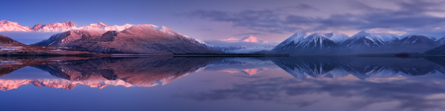 Upon Reflection by Dylan Toh  & Marianne Lim on 500px.com