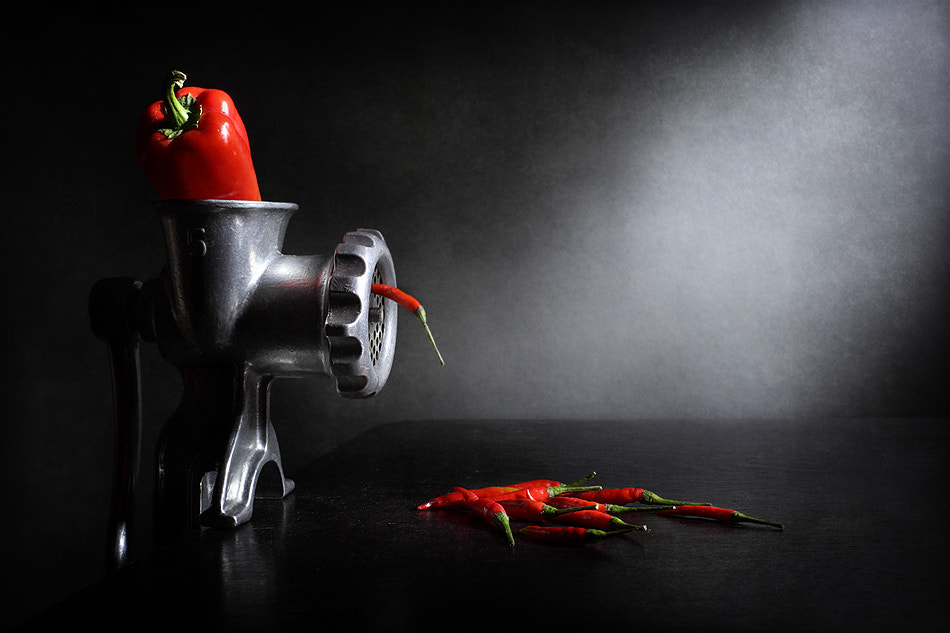 Photograph Red and hot by Victoria Ivanova on 500px