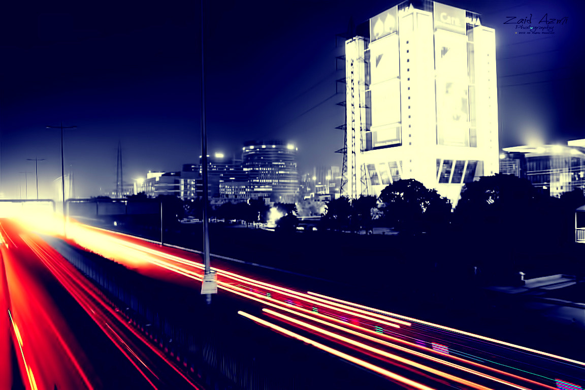 Photograph 8 seconds. by Zaid Azmi  on 500px