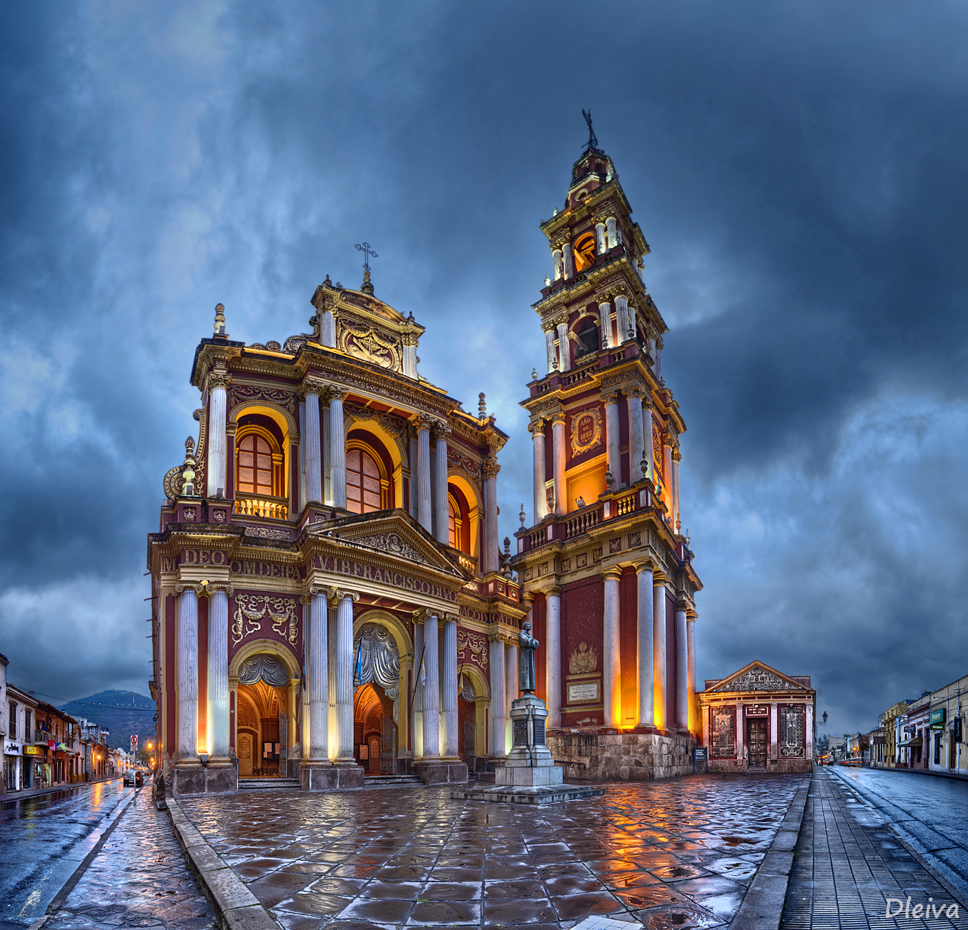 Photograph Church of San Francisco (Salta, Argentina) by Domingo Leiva on 500px