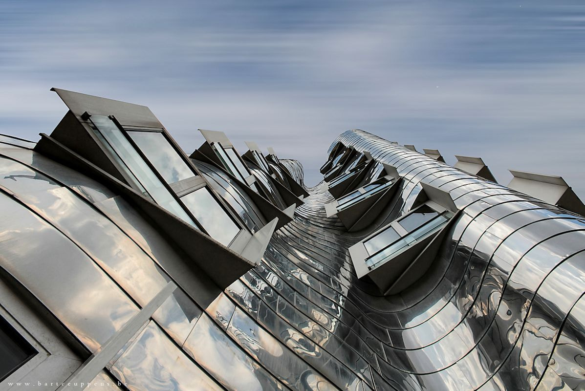 Photograph Dusseldorf Gehry Houses by Bart Ceuppens on 500px