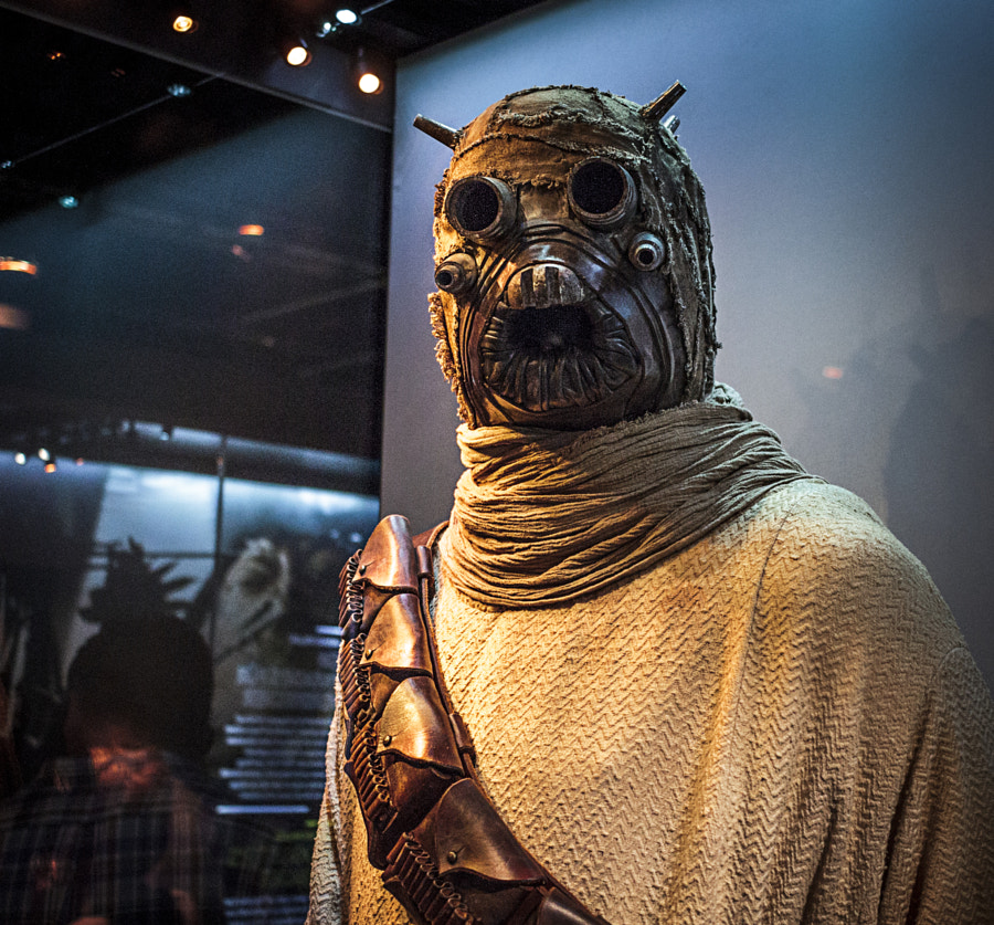 Tusken Raider by Son of the Morning Light  on 500px.com