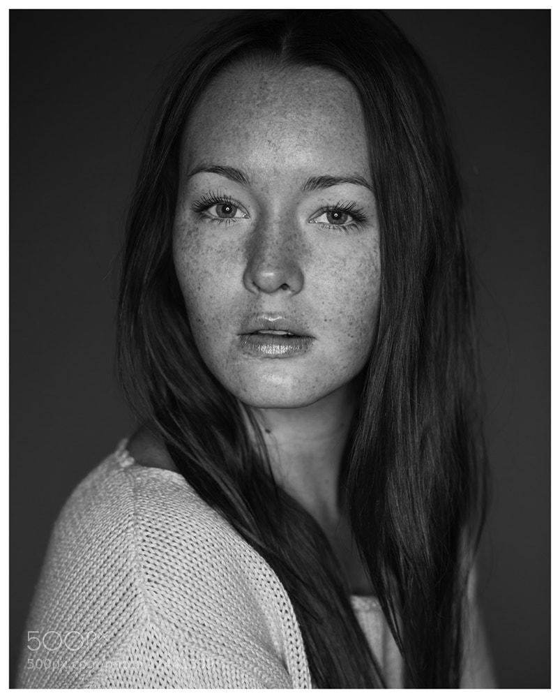 Photograph  J U L I A by Johan Ahlbom on 500px
