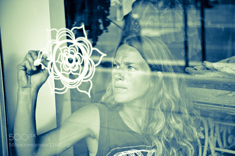 Photograph Window Henna by Bryan Hlagi on 500px