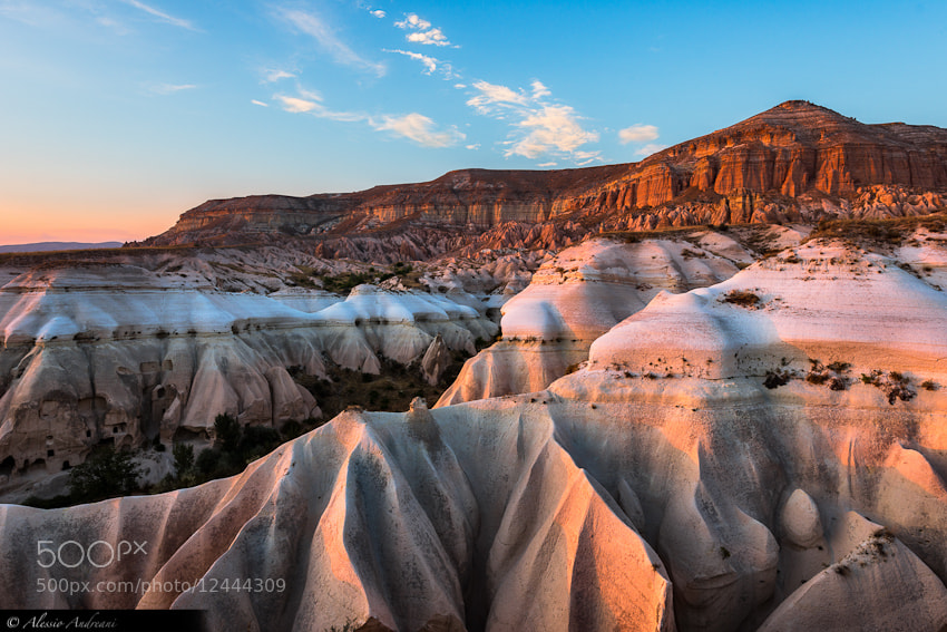 Photograph Amazing colors of Cappadocia by Alessio Andreani on 500px