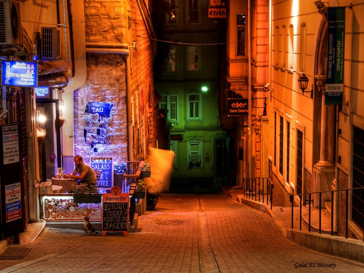 Photograph Istanbul Streets by Galal Elmissary  on 500px