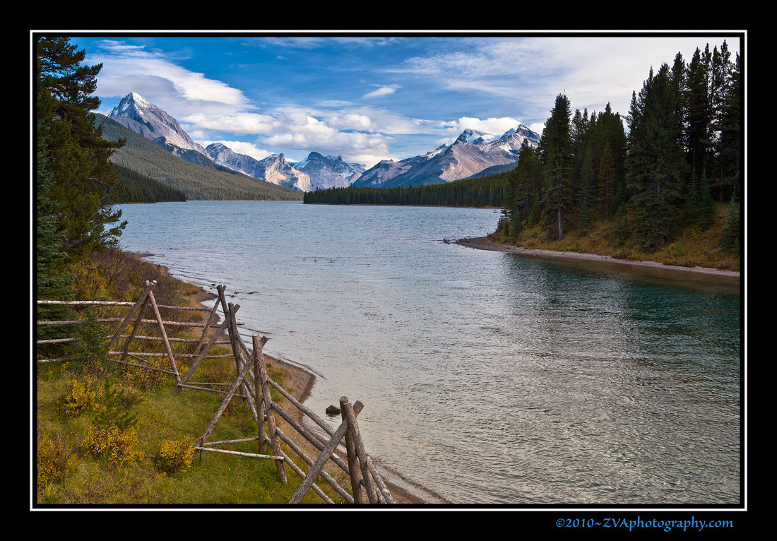 Photograph Maligne Lake, Canada by Zeph Van Allen on 500px