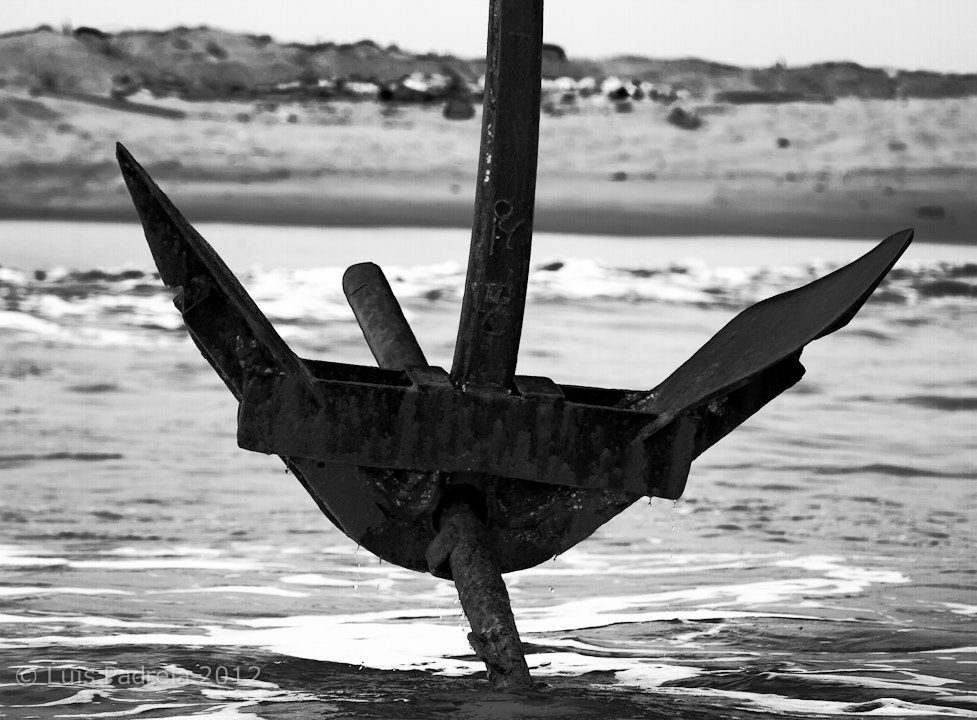 Photograph Anchor by Luis Padrela on 500px