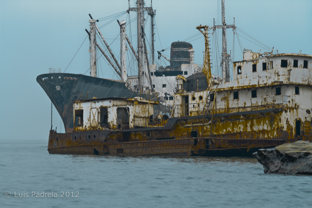 Photograph Ships by Luis Padrela on 500px