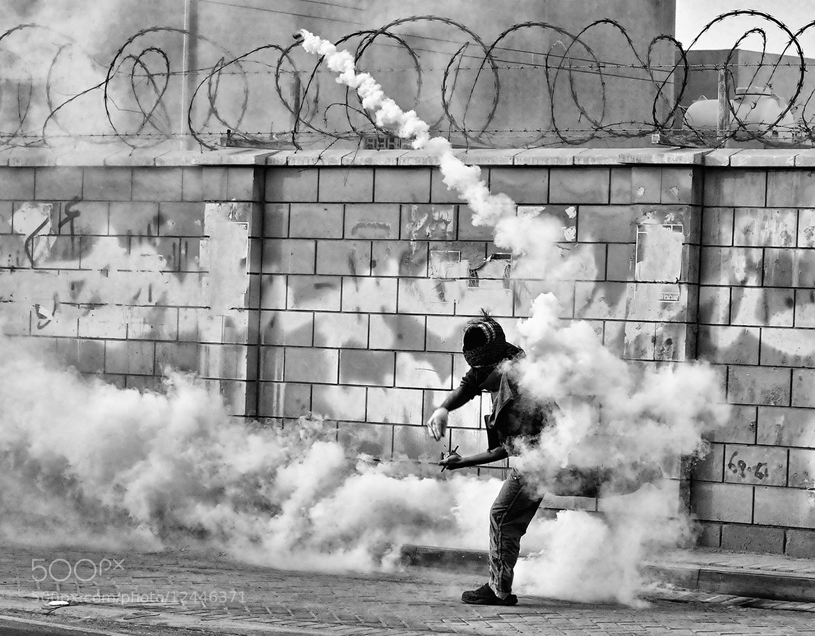 Photograph Resistance by Ahmed Humaidan on 500px