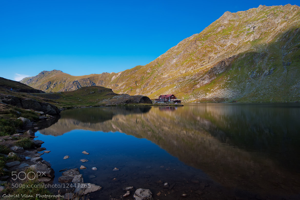 Photograph Balea Lake by Gabriel Visan on 500px