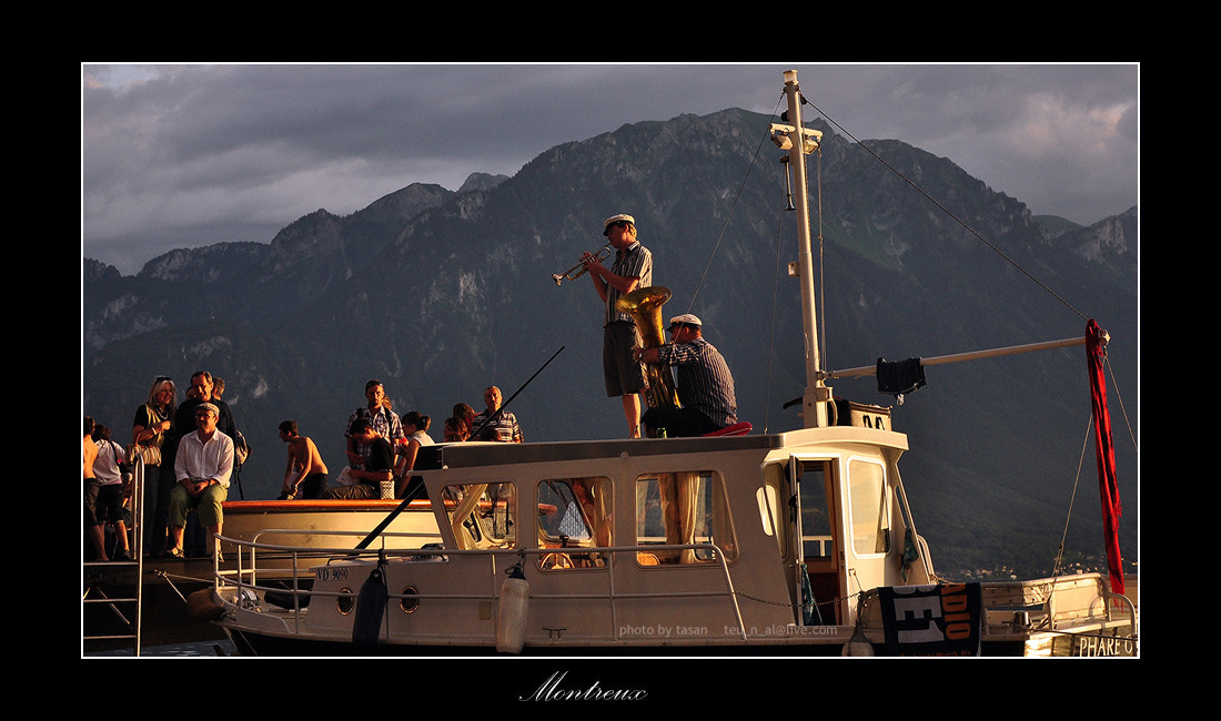 Photograph Jazz on the boat I by Tasan Phatthong on 500px
