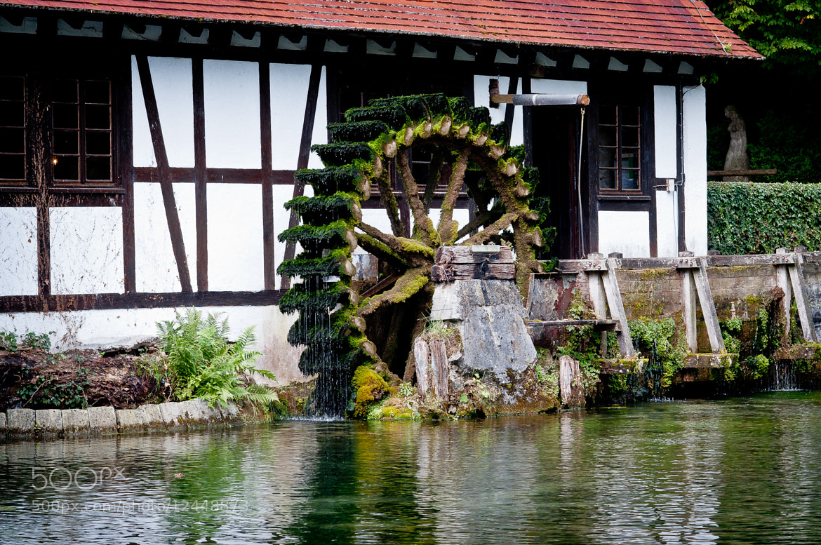Photograph Watermill by Gereon Schlüter on 500px