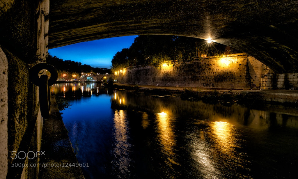 Photograph Lungo Tevere by Paolo Costantino on 500px