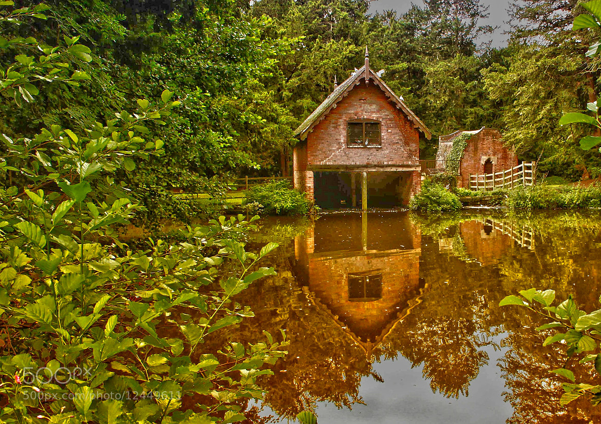 Photograph  Old boat house! by Kate Thomas on 500px