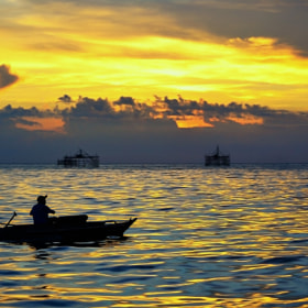 Fisherman's Bliss by Wilfredo Lumagbas Jr. (lumagbasphotography)) on 500px.com