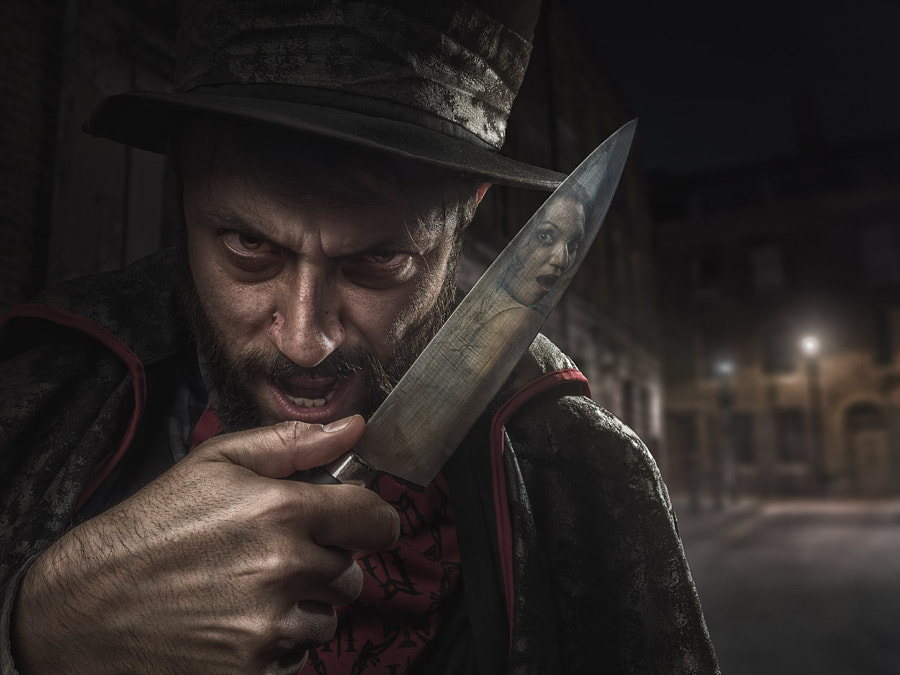 Jack the Ripper, Halloween 2015 :) by Adrian Sommeling on 500px.com