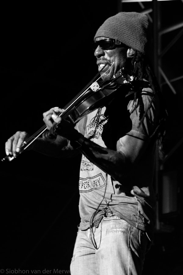 Boyd Tinsley by Siobhon van der Merwe on 500px.com