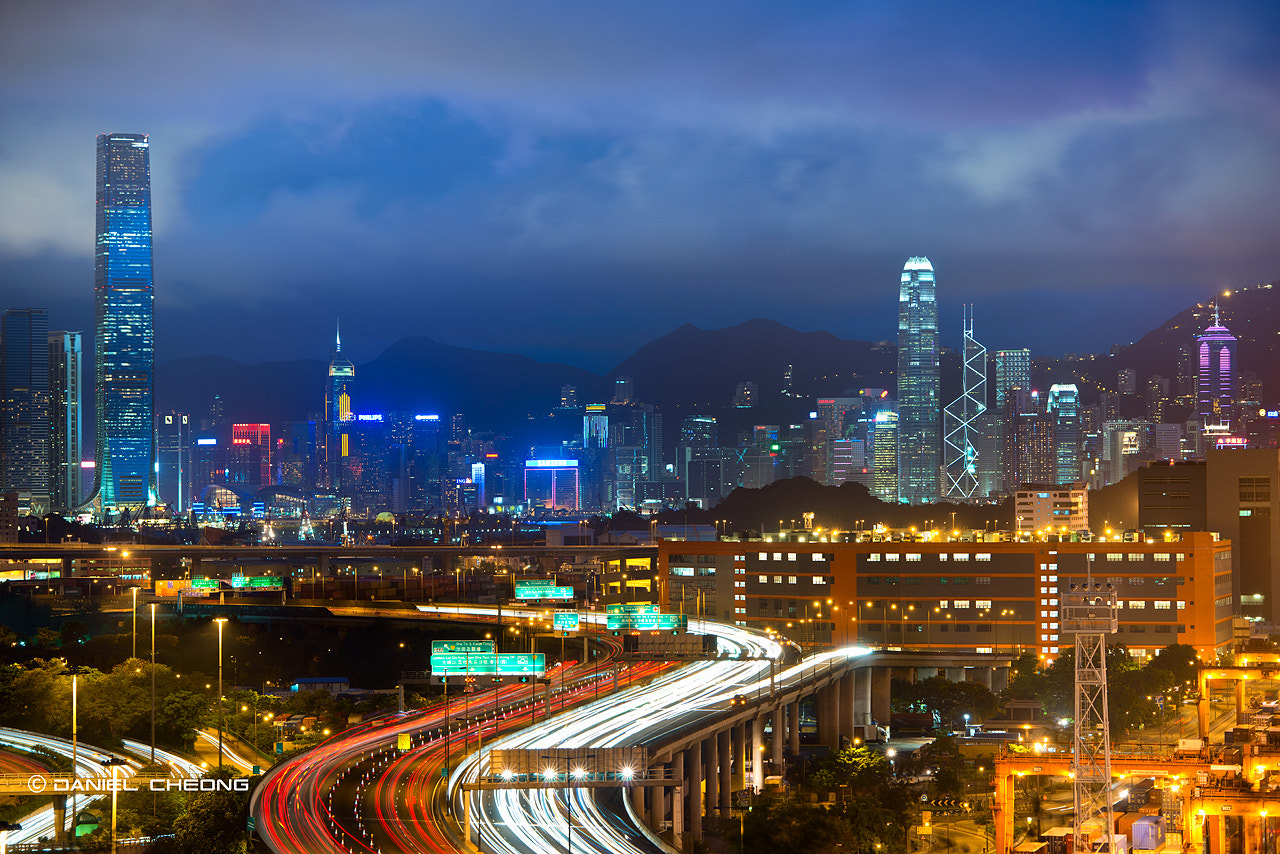 Photograph Rush Hour by Daniel Cheong on 500px