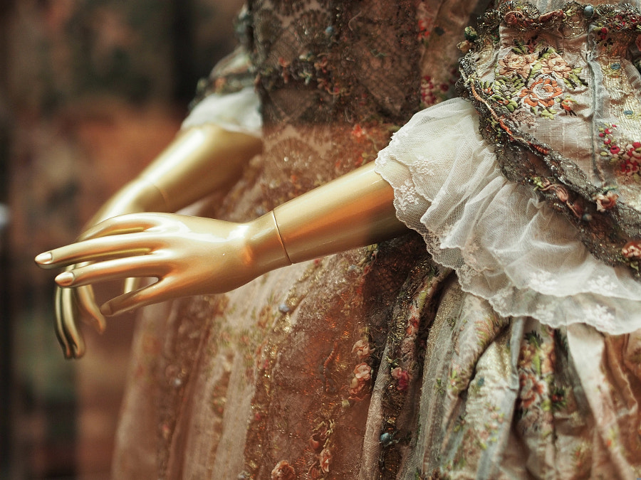 Golden Mannequin (China through the Looking Glass) by Nancy Lundebjerg on 500px.com