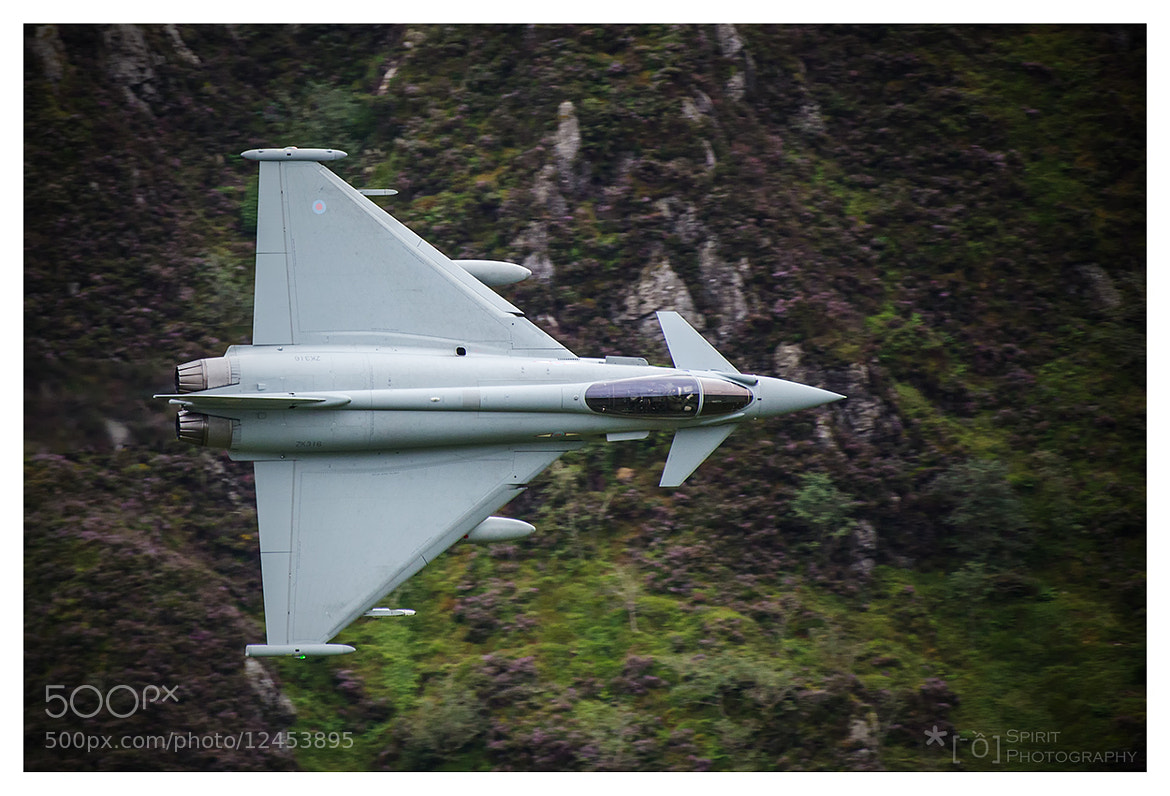 Photograph FGR4 Eurofighter Typhoon by Si Moore on 500px