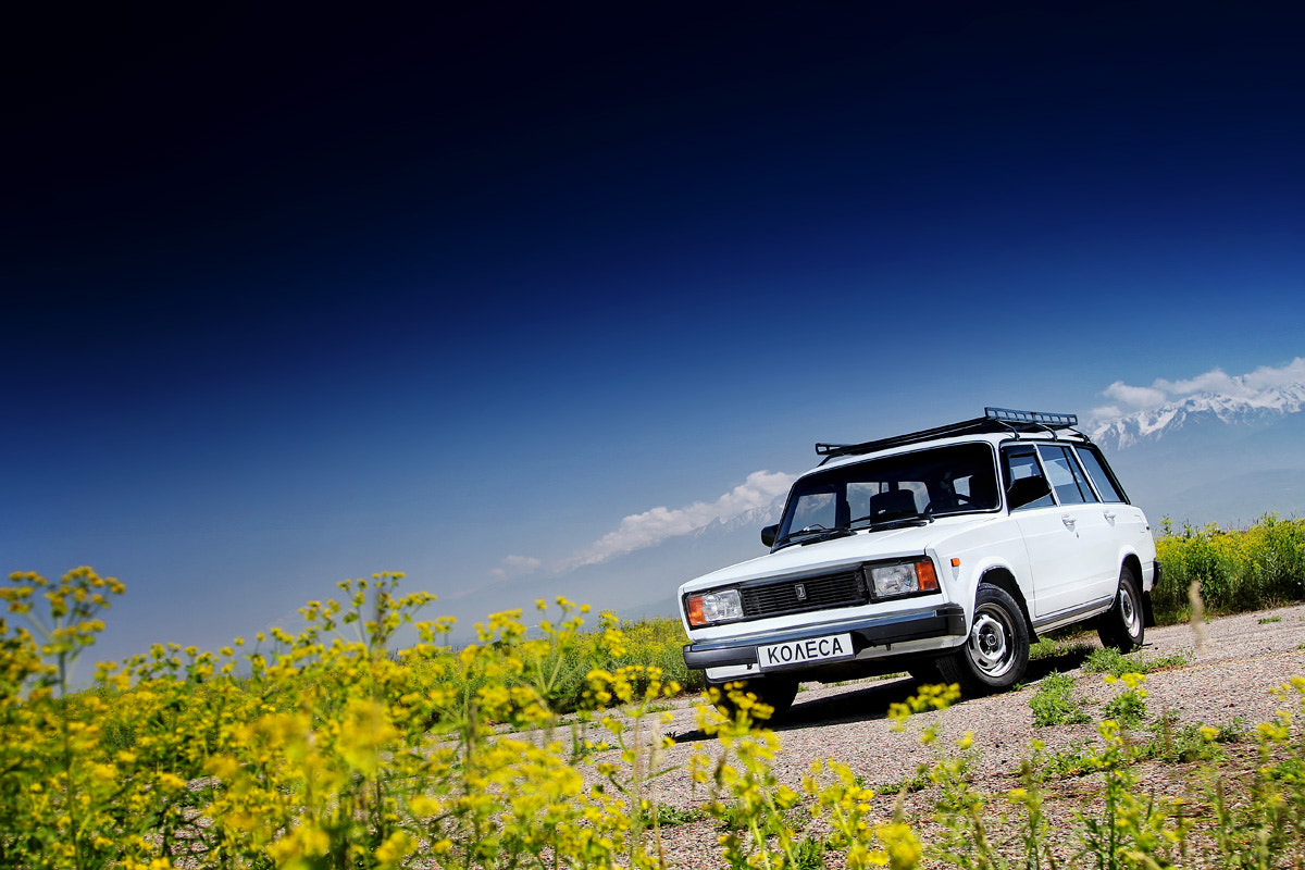 Photograph VAZ 2104 / lada by Ilya Davidovich on 500px