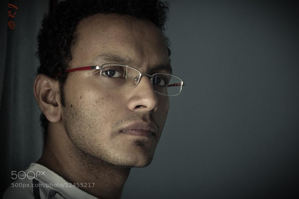 Photograph Self portrait by Rajiv Jathan on 500px