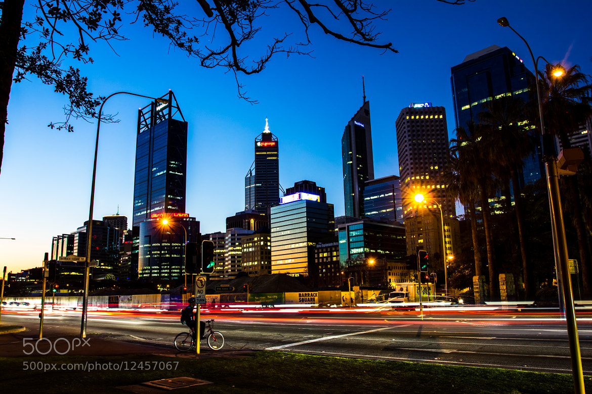 Photograph A City Under Construction by Daniel Lee on 500px