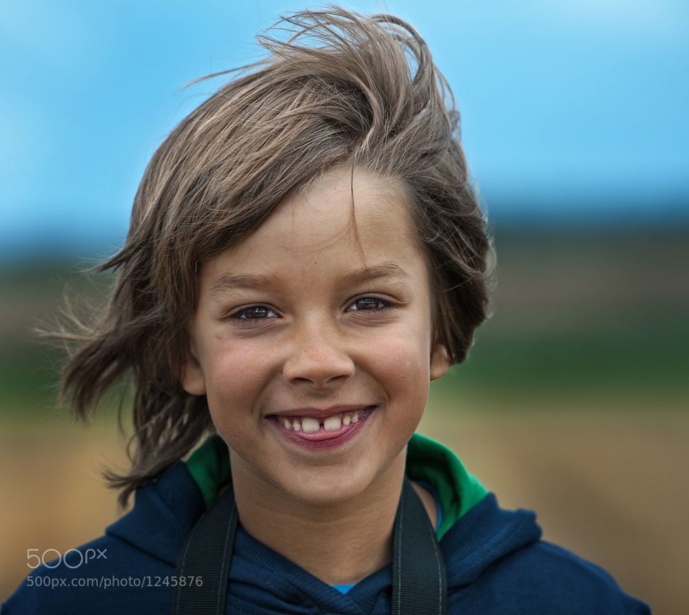 Photograph young photographer Noah by piet flour on 500px