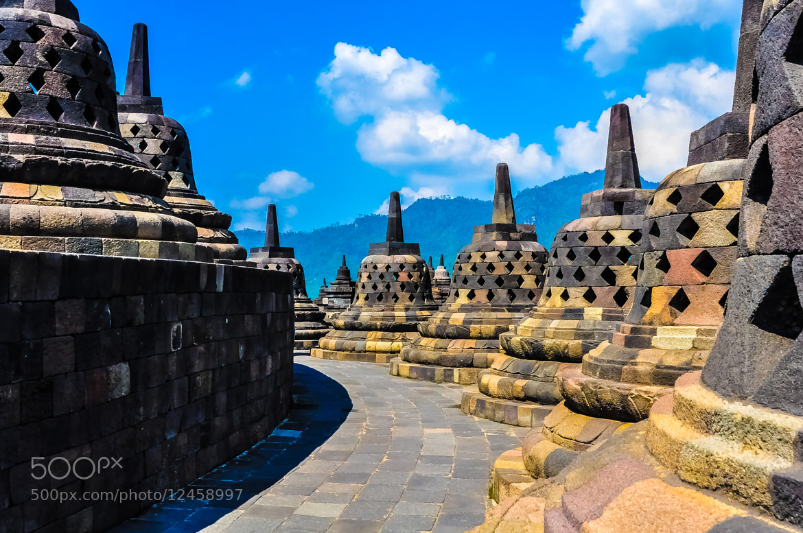 Photograph Borobudur Temple by Raja Ghazali on 500px