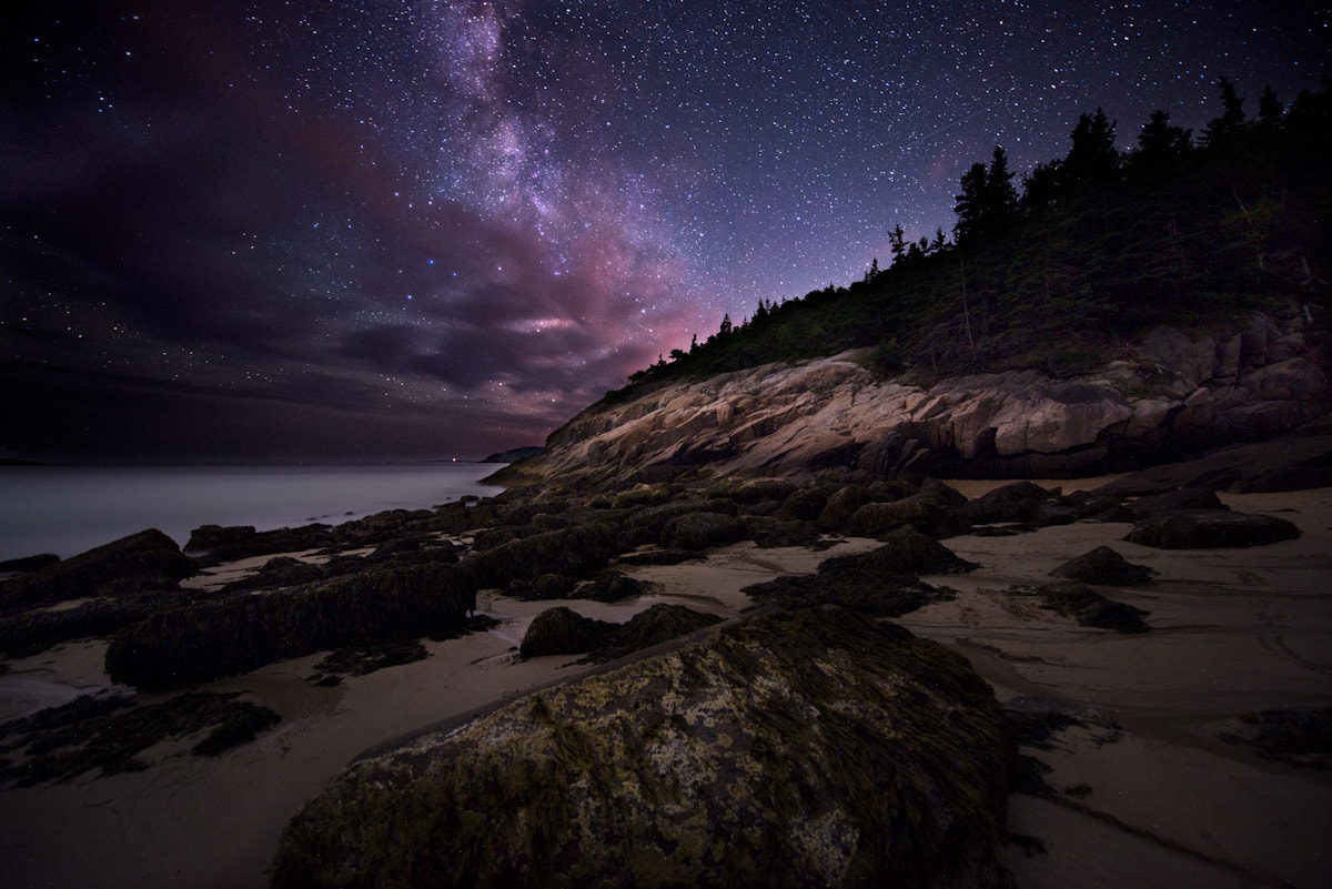 Photograph Sand Beach by Moe Chen on 500px