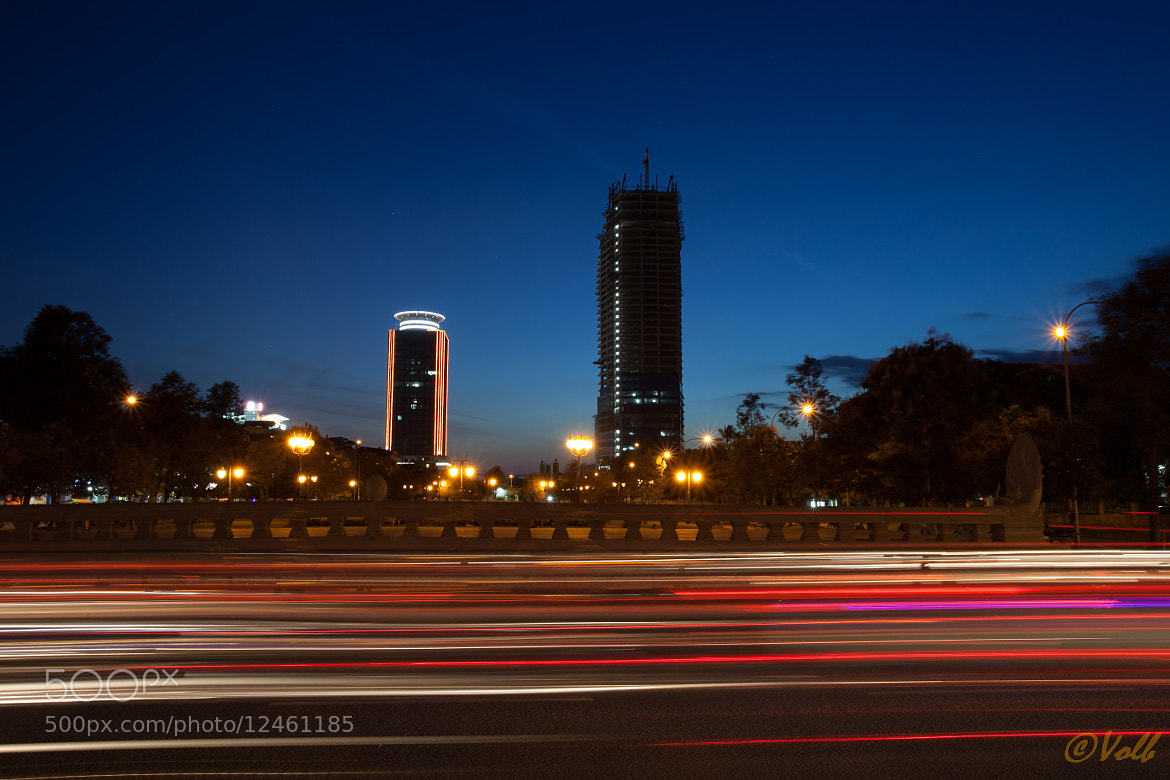 Photograph Slow shutter by vol B on 500px