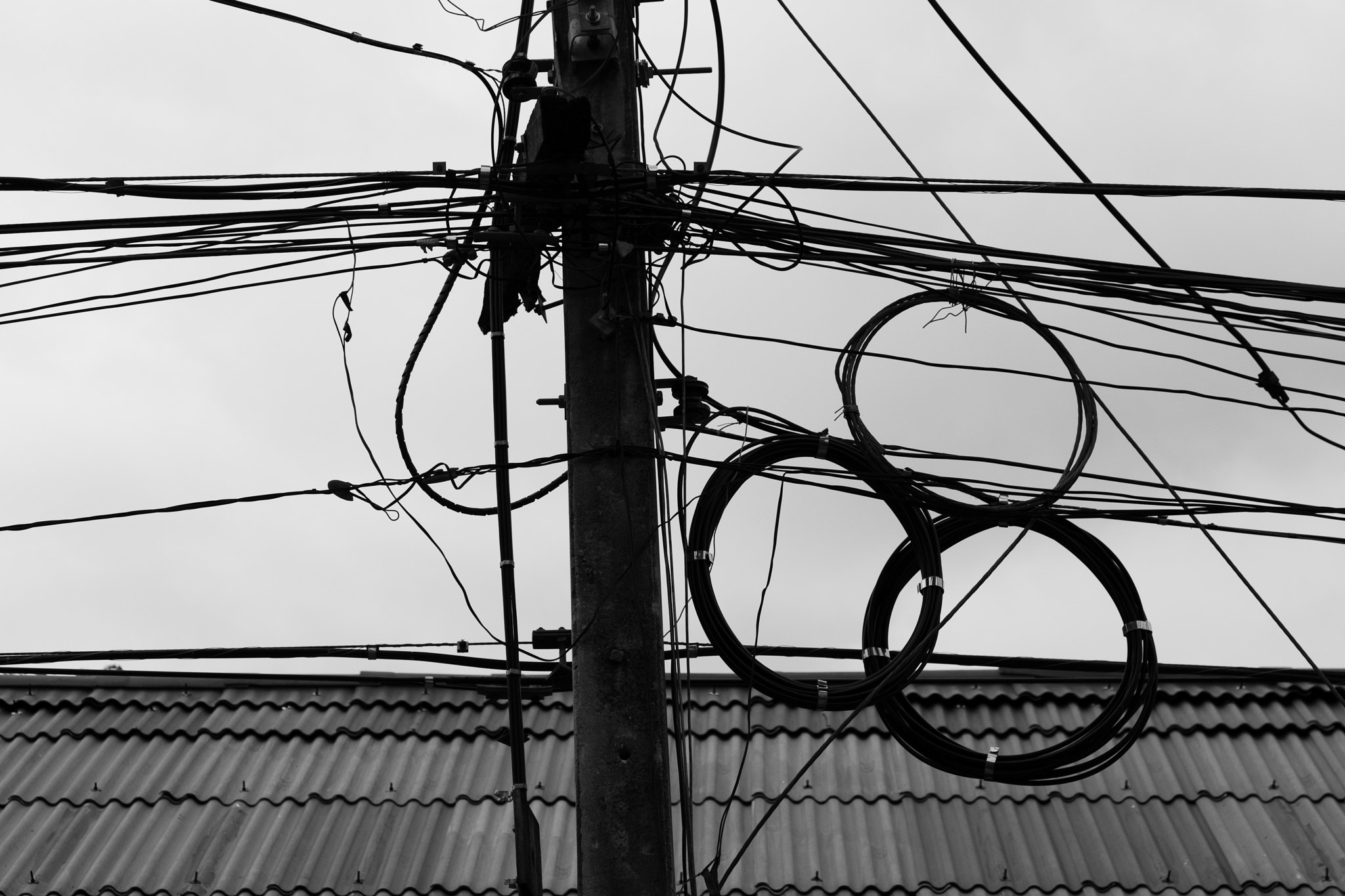 Photograph Wire by Paolo Baccolo on 500px