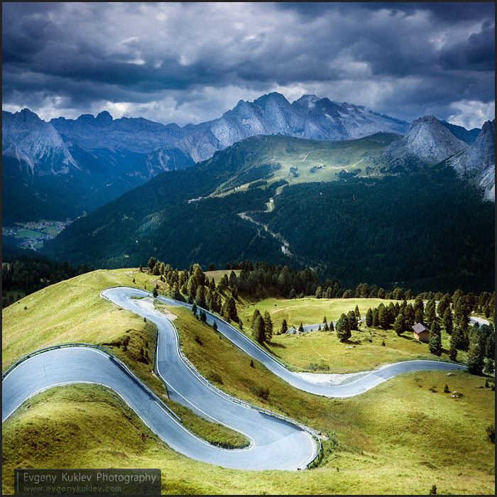 Photograph Winding road by Evgeny Kuklev on 500px