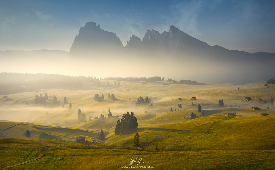 Alpine Fairyland by guerel sahin on 500px.com