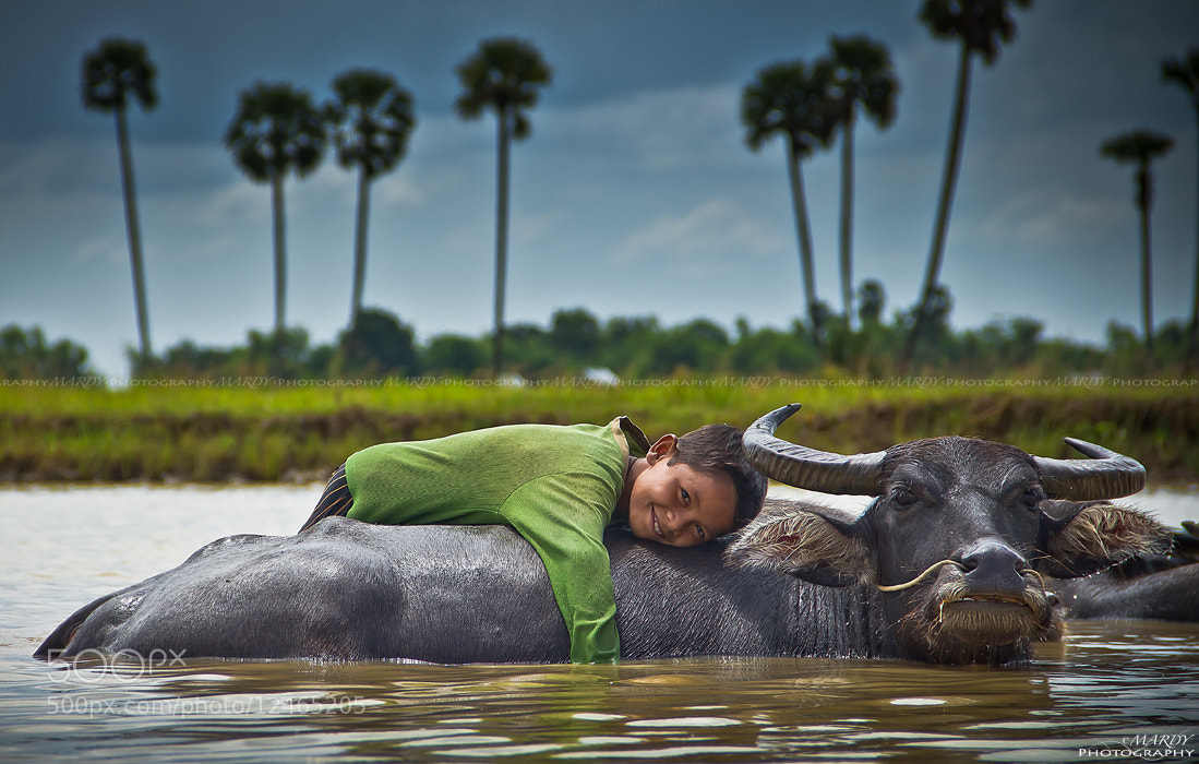 Photograph Cambodian's Smile :) by Mardy Suong Photography on 500px