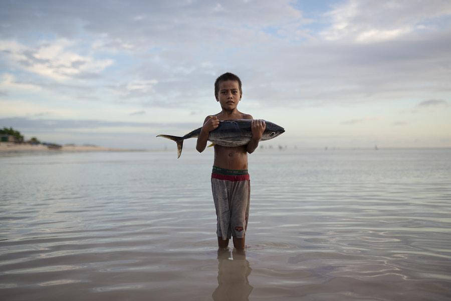 Kiribati - Impact of overfishing by Christian Aslund on 500px.com