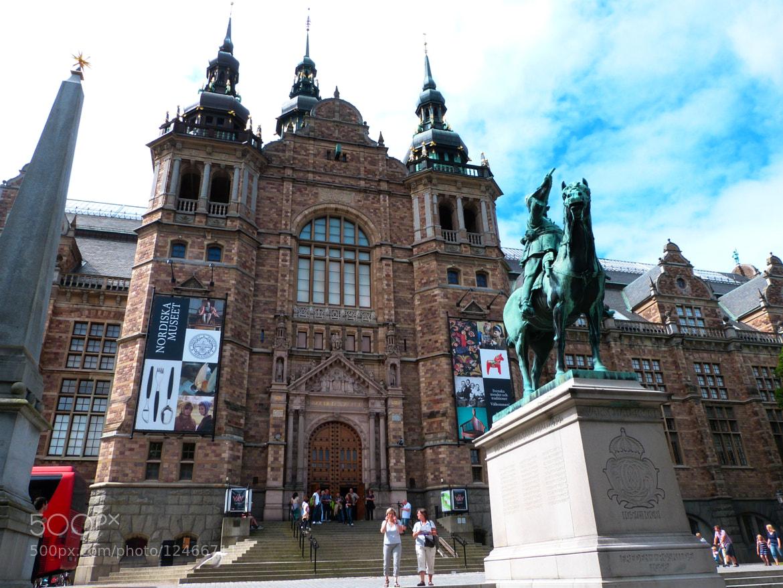 Photograph La culture nordique s'expose au Nordiska Museet by Romain Galati on 500px